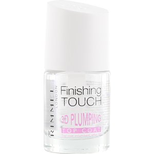 Rimmel Finishing Touch 3d Plumping Top Coat 12ml 0048329