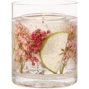 Stoneglow Apple Blossom Natural Wax Gel Candle 0105214