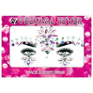W7 Festival Fever Face Gems 01155720004