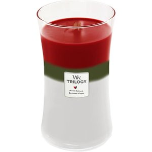 Woodwick Winter Garland Large Jar Candle 609.5g 0109684