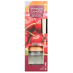 Yankee Candle Black Cherry Reed Diffuser 120ml 0108643