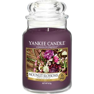 Yankee Candle Moonlit Blossoms Large Jar Candle 623g 0109886