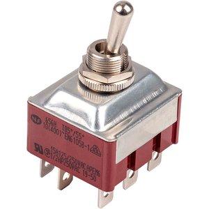 Apem 656h/2 Toggle Switch 3pst On-on 250v 15a