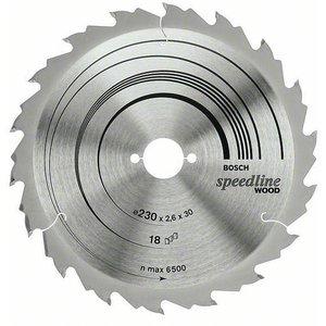 Bosch 2608640775 Circular Saw Blade Wood Speedline 130x16x2.2mm 18...