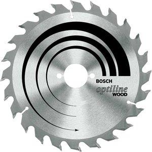 Bosch 2608641192 Circular Saw Blade Optiline Wood 235x30/25x2.8mm ...