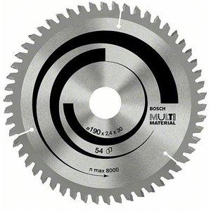 Bosch 2608641195 Circular Saw Blade Multi-material 130x20/16x2mm 4...