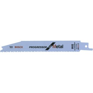 Bosch 2608654402 S 123 Xf Sabre Saw Blade - Pack Of 5
