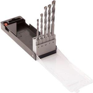 Ck Tools T3112 Masonry Hex Drill Bit Set Of 5