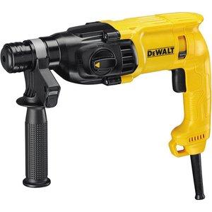Dewalt D25033k-lx Sds Plus 3 Mode Hammer Drill 710w 110v