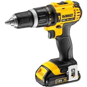 Dewalt Dcd785n Xr Compact Hammer Drill Driver 18 Volt Bare Unit Dcd785l2 Gb