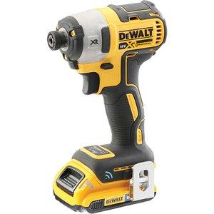 Dewalt Dcf888d2b Xr Brushless Tool Connect Impact Driver 18v 2 X 2... Dcf888d2b Gb