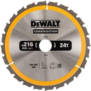 Dewalt Dt1952-qz Stationary Construction Circular Saw Blade 216 X ...