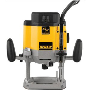 Dewalt Dw625ek-lx 1/2in Plunge Router 2000 Watt 115 Volt