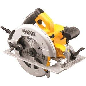 Dewalt Dwe575k-lx 190mm Precision Circular Saw & Kitbox 1600 Watt ...