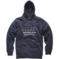 Dickies Sh11600 Ny M Arkley Navy Hoody - M (40-42in)