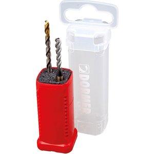 Dormer L001ex00m5xa002 Hss-ex Duo Spiral Flute Din Tap M5 + Drill Bit