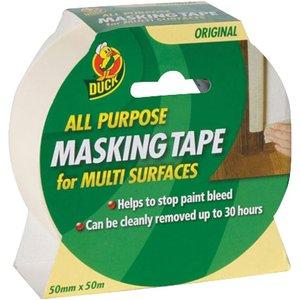 Ducktape Duck Tape® 232318 All Purpose Masking Tape 50mm X 50m