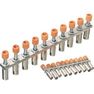 Europa Components Ca742/10 10-way Jumper Bar 4mm
