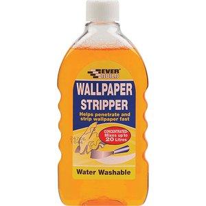 Everbuild Wallstp Wallpaper Stripper 500ml