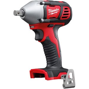 Milwaukee 4933443590 M18 Biw12-0 Compact 1/2in Impact Wrench 18v B...