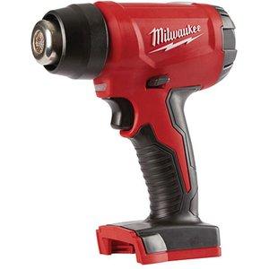 Milwaukee 4933459771 M18 Bhg-0 Cordless Heat Gun 18v Bare Unit