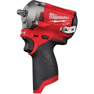 Milwaukee 4933464612 M12 Fiw38-0 Fuel™ 3/8in Impact Wrench 12v Bar...