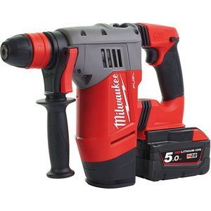 Milwaukee M28 Chpx-502c Fuel™ Sds Plus Hammer Drill 28v 2 X 5.0ah ... 4933448833