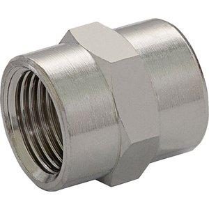 Norgren 160224848 Iso G Sleeve Adaptor G1/2 To G1/2 Internal Threads