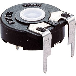 Piher Pt15nv02503a3030 50k ±30% 0.25w 15mm Carbon Potentiometer Ho...