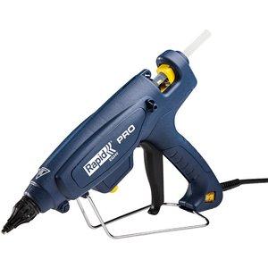 Rapid Uk Rapid 5000639 Eg340 Professional Industrial Glue Gun 220w 240v