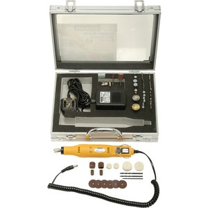 Rotacraft Rc18 Variable Speed Rotary Tool Kit Rc18euk