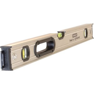 Stanley 0-43-681 Fatmax Pro Box Beam Spirit Level 3 Vial 200cm