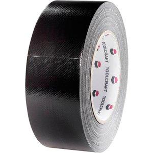 Toolcraft 404198 Fabric Gaffer Tape 20 M X 48 Mm - Grey 54b48l20ac