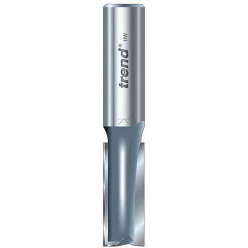 Trend 3/60 X 1/2 Tct Two Flute Cutter 10 X 35mm 3/60x1/2tc