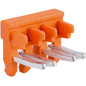 Wago 2007-8442 2 Way 30a Insul. Adjacent Jumper For Switch 2006 Se...