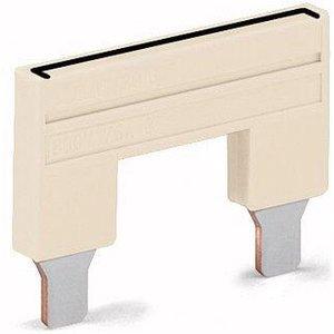 Wago 2010-404 4 Way 57a Insulated Push-in Jumper Bar For 2010 Seri...