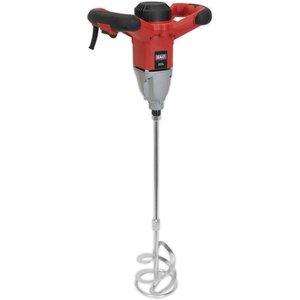 Worksafe Pm120l110v Electric Paddle Mixer 120l 1400w/110v