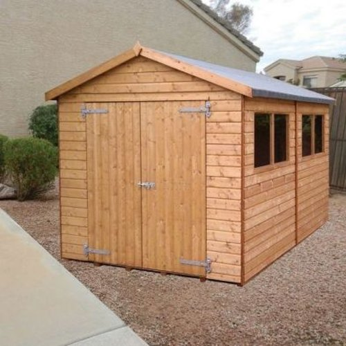 Garden Sheds From £100 - Discover our collection of garden sheds costing more than £100 to suit any budget.