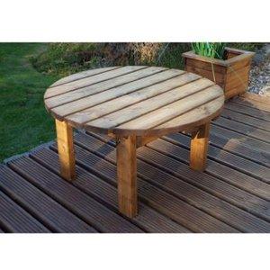 Charles Taylor Circular Coffee Garden Table Tables