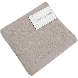 Hamilton Mcbride Bath Towel Mushroom Bathrooms & Accessories