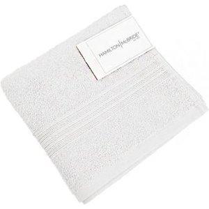 Hamilton Mcbride Face Cloth White 2 Pack Bathrooms & Accessories