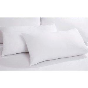 Hamilton Mcbride Pillow Case White 2 Pack Home Textiles