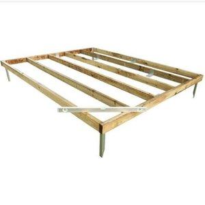 Mercia Helios Garden Shed Portabase 10' X 8' Sheds & Garden Furniture