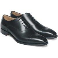 Cheaney Cambridge - Black - F - Medium - 7 Mens Footwear