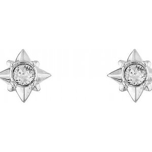 All We Are Jewellery Stellar Stud Earring Awa075-01-93