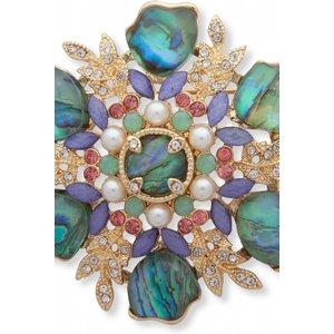 Anne Klein Jewellery Gold Pin 60500687-887