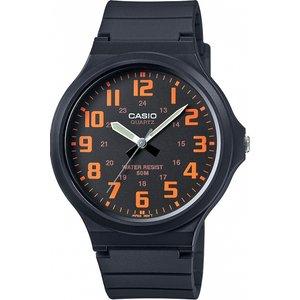 Casio Core Watch Black / Black Mw 240 4bvef, Black / Black
