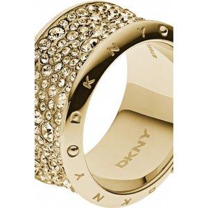 Dkny Jewellery Sparkle Ring Jewel Nj2019040505
