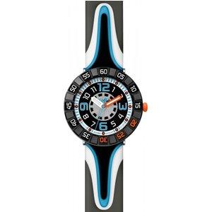 Flik Flak Blue Sense Watch Fcs018 Black / Multicolour, Black / Multicolour