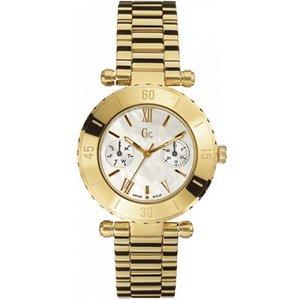 Gc Watch I27513l1 White / Gold, White / Gold